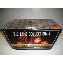 Big Fans Collection 1 - 90 ran (25mm)